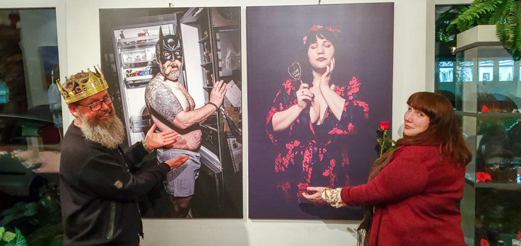 Ausstellung: Die sieben Todsünden