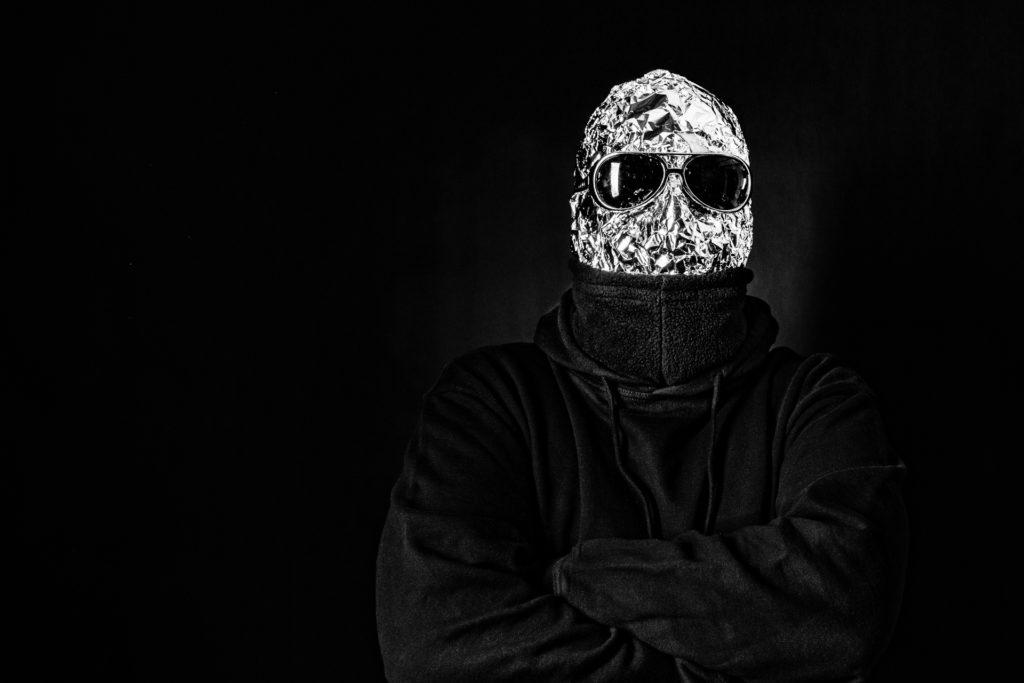 Serie mit Masken